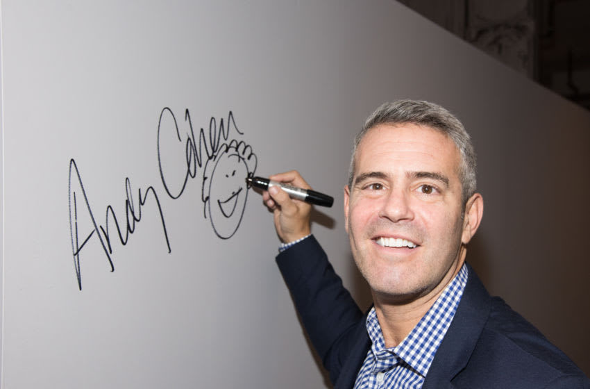 NEW YORK, NY - OCTOBER 21: Andy Cohen attends the AOL BUILD Series: