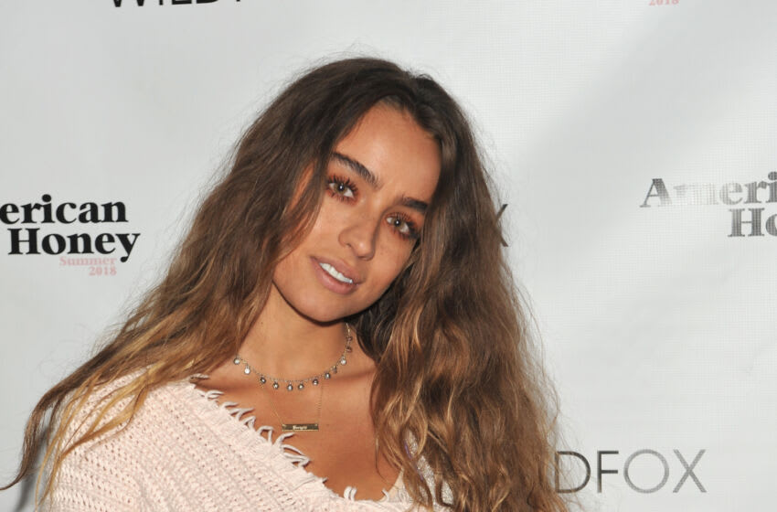 WEST HOLLYWOOD, CA - MAY 15: Model Sommer Ray attends the Wildfox American Honey Launch at the Wildfox Flagship Store on May 15, 2018 in West Hollywood, California. (Photo by Michael Bezjian/Getty Images for Wildfox)