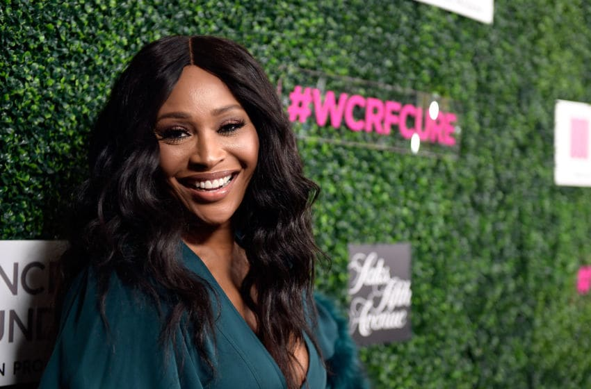 BEVERLY HILLS, CA - FEBRUARY 16: Model Cynthia Bailey attends WCRF's 'An Unforgettable Evening' presented by Saks Fifth Avenue at the Beverly Wilshire Four Seasons Hotel on February 16, 2017 in Beverly Hills, California. (Photo by Matt Winkelmeyer/Getty Images for WCRF )
