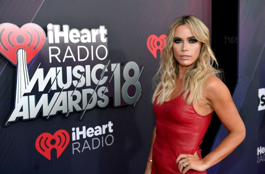 INGLEWOOD, CA - MARCH 11: Teddi Jo Mellencamp attends the 2018 iHeartRadio Music Awards which broadcasted live on TBS, TNT, and truTV at The Forum on March 11, 2018 in Inglewood, California. (Photo by Neilson Barnard/Getty Images)