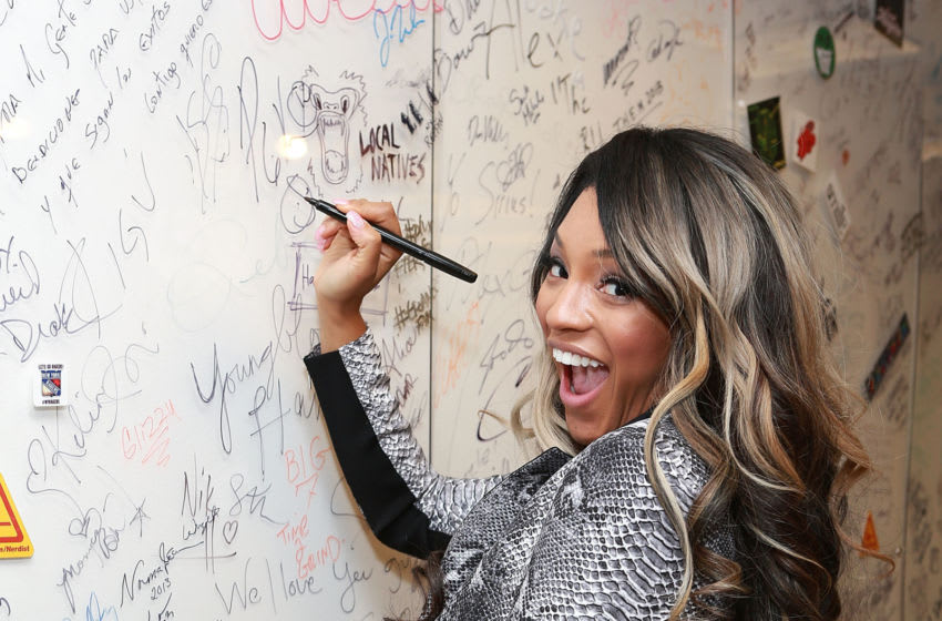 Drew Sidora (Photo by Robin Marchant/Getty Images)