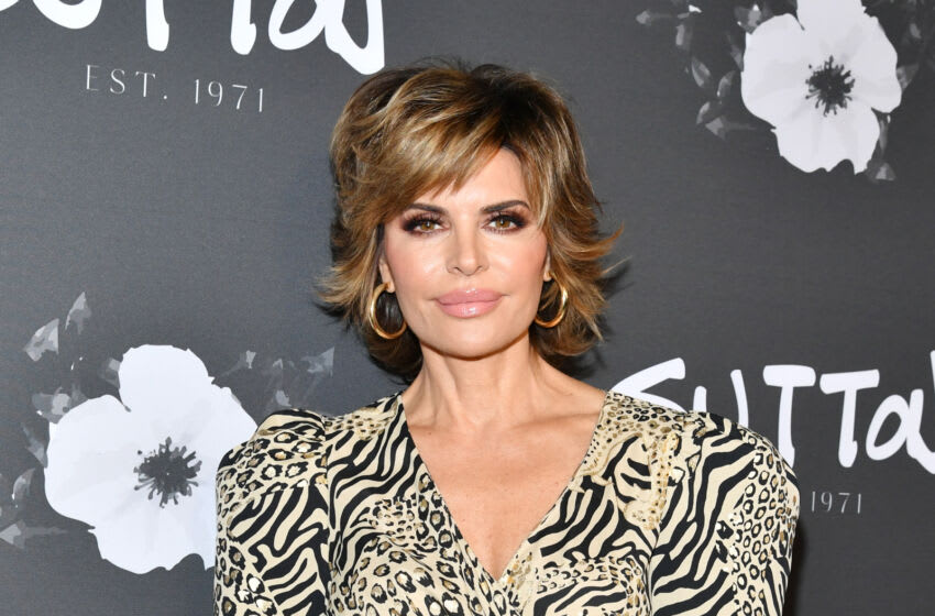 WEST HOLLYWOOD, CALIFORNIA - SEPTEMBER 26: Lisa Rinna attends the SUTTON Store Launch at SUTTON on September 26, 2019 in West Hollywood, California. (Photo by Amy Sussman/Getty Images)