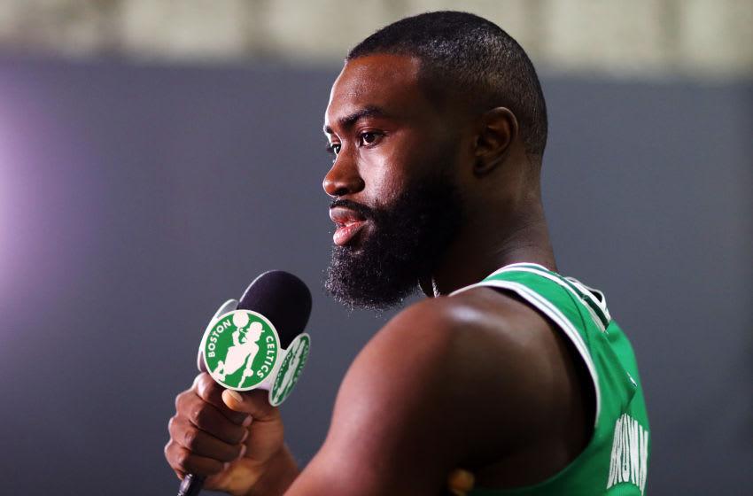 Boston Celtics Jaylen Brown (Photo by Maddie Meyer/Getty Images)
