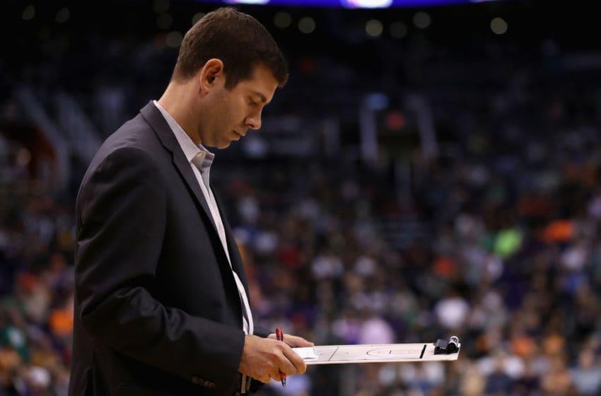 Boston Celtics Brad Stevens (Photo by Christian Petersen/Getty Images)