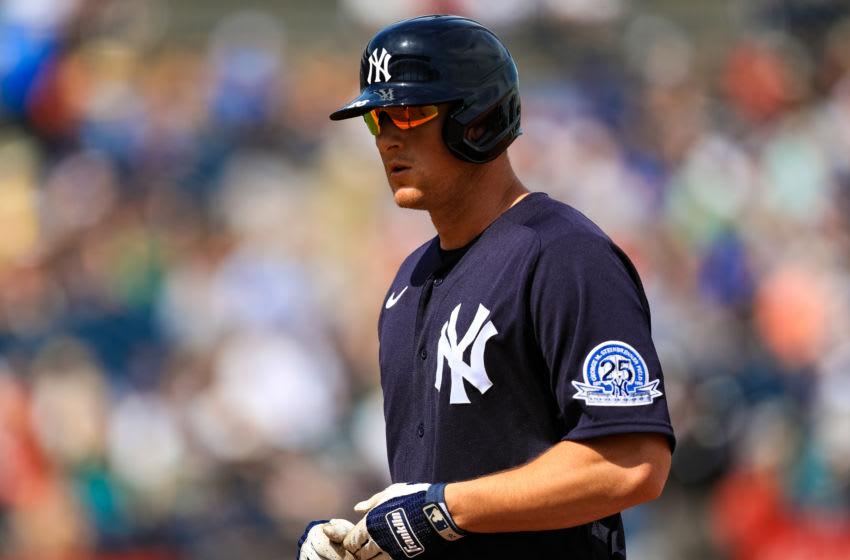MLB Rumors, Boston Red Sox DJ LeMaheiu. (Photo by Carmen Mandato/Getty Images)