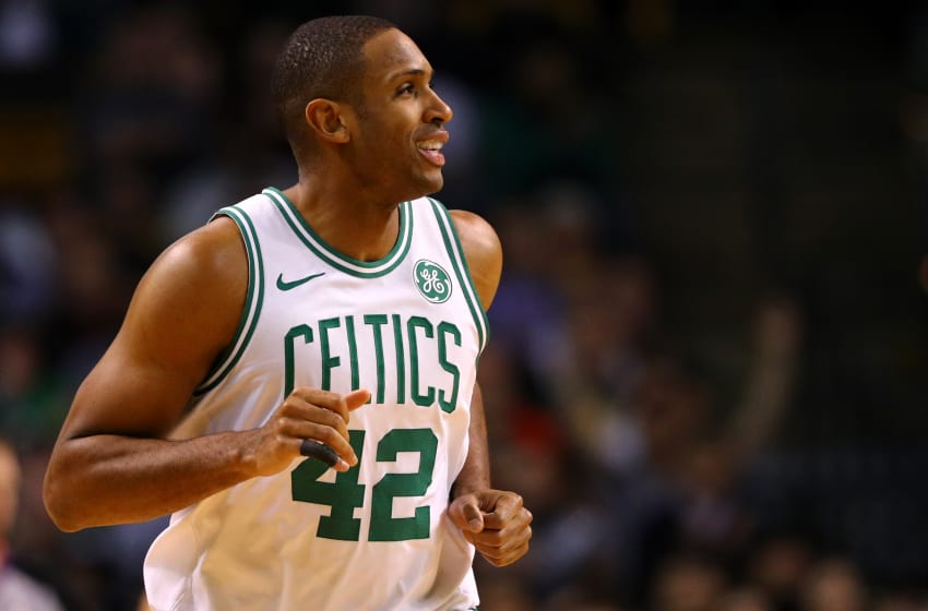 BOSTON, MA - JANUARY 3: Al Horford