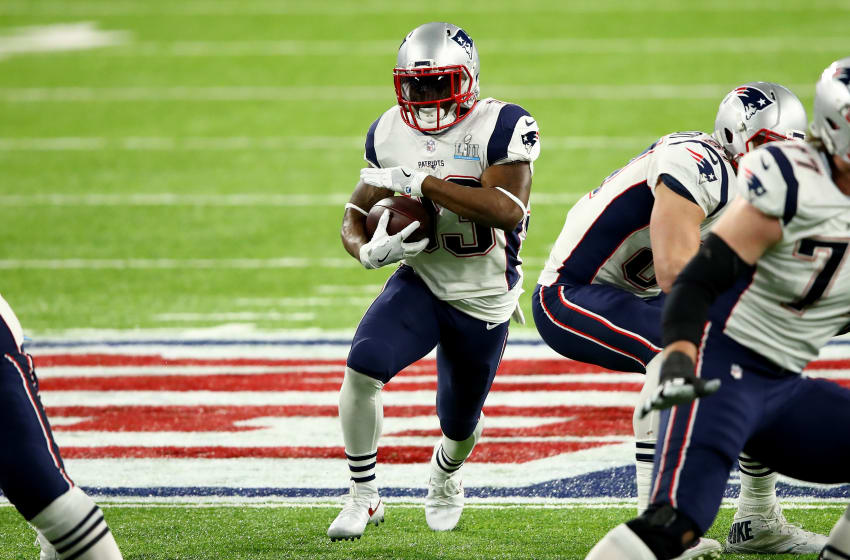 MINNEAPOLIS, MN - FEBRUARY 04: Dion Lewis