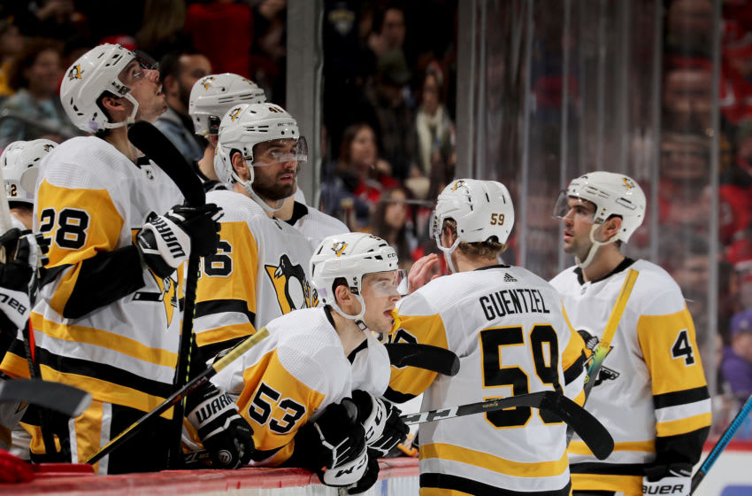 Pittsburgh Penguins (Photo by Elsa/Getty Images)