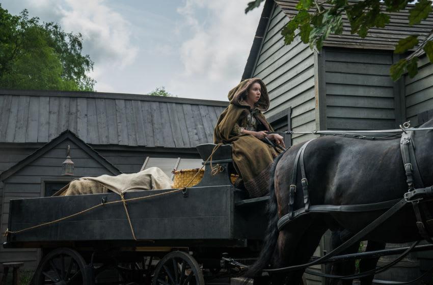 Outlander -- Courtesy of STARZ -- Acquired via STARZ Media Center