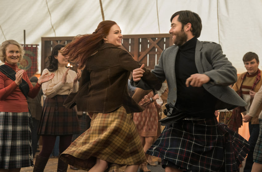 Outlander -- Courtesy of STARZ -- Acquired via STARZ Media Center