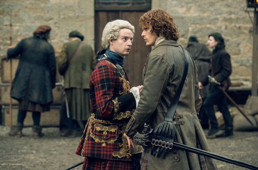 Photo credit: Outlander/Starz Image acquired via Starz Media Room