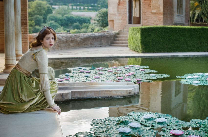 The Spanish Princess -- Courtesy of STARZ -- Acquired via STARZ Media Center