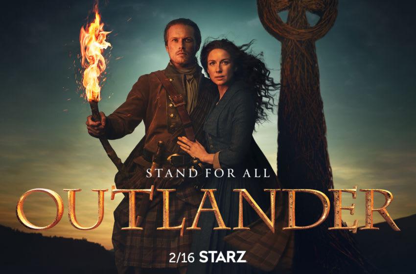 Outlander Season 5 key art -- Courtesy of STARZ