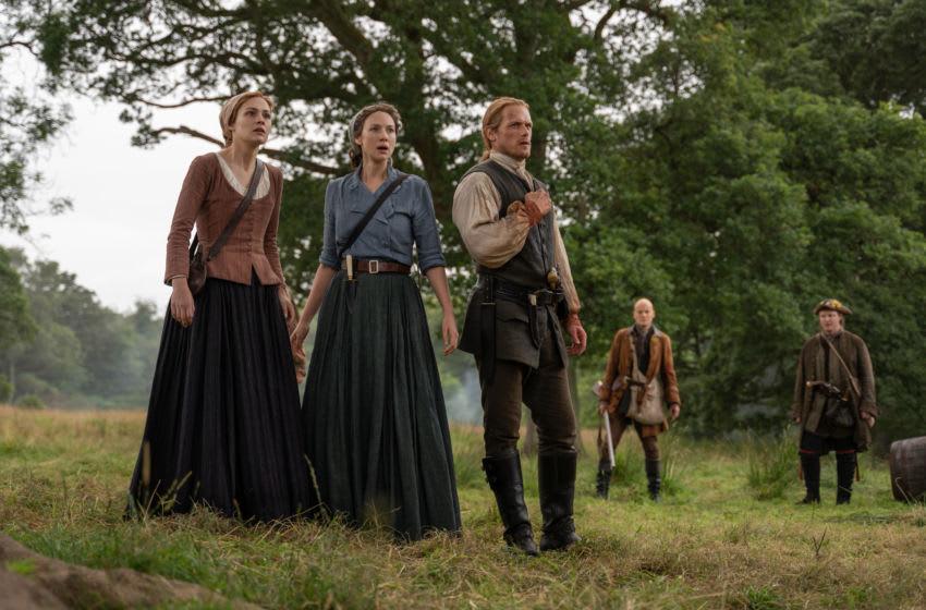Outlander -- Courtesy of STARZ