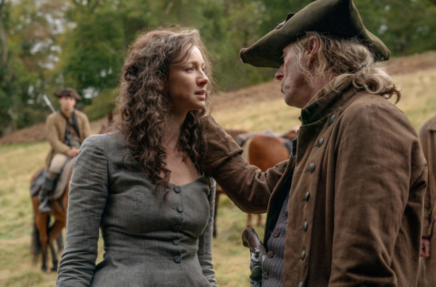 Outlander Season 5 -- Courtesy of Aimee Spinks, STARZ