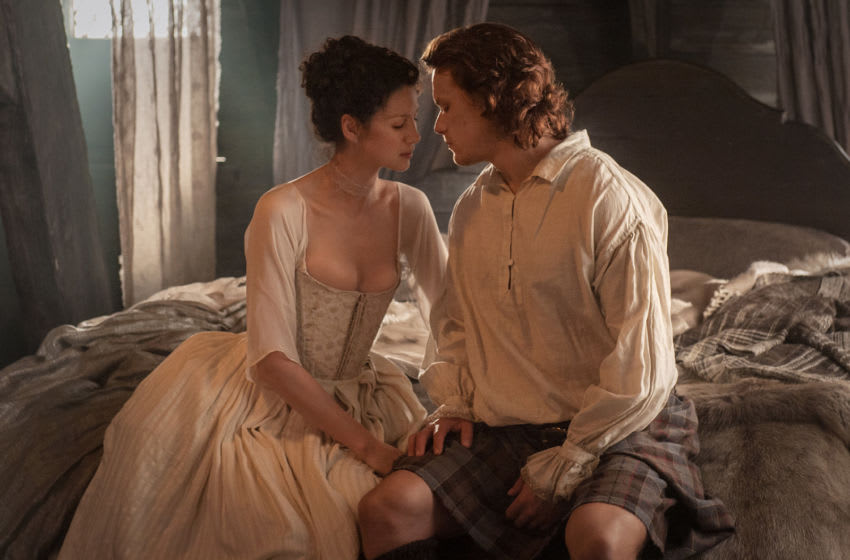 Outlander Season 1 -- Courtesy of STARZ