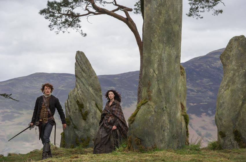 Outlander Season 1 -- Courtesy fo STARZ
