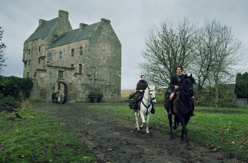 Outlander Season 2 -- Courtesy of STARZ