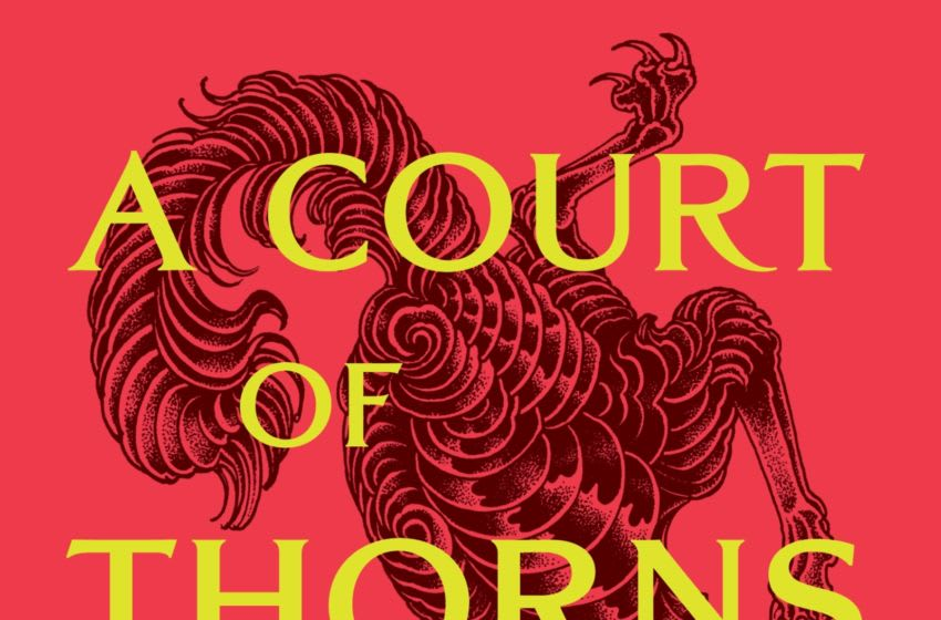 A Court of Thorns and Roses by Sarah J. Maas. Image courtesy Bloomsbury Publishing
