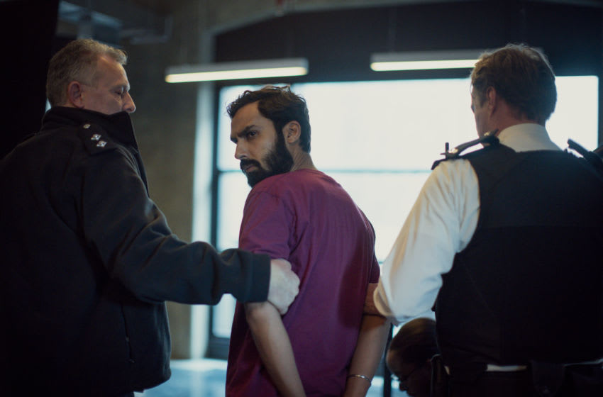 Criminal UK S2. Picture shows: Sandeep Singh (KUNAL NAYYER)