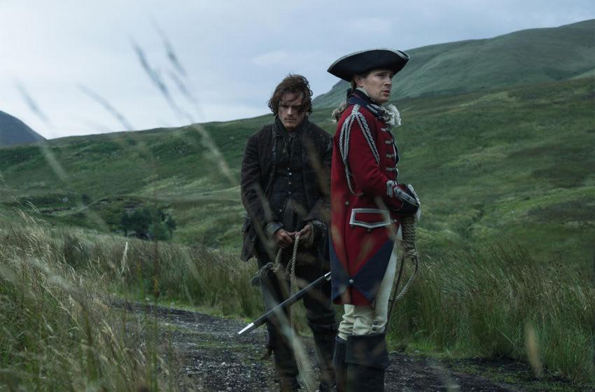 Outlander Season 3 -- Courtesy of Aimee Spinks/STARZ