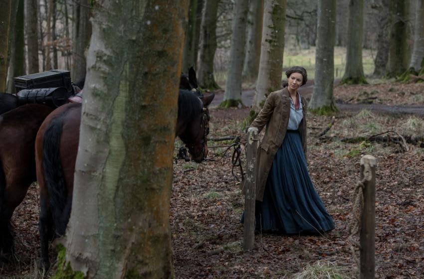 Outlander Season 4 -- Courtesy of Mark Mainz/STARZ