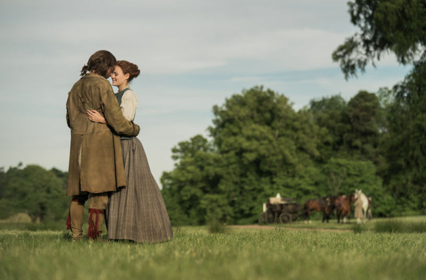 Outlander Season 4 -- Courtesy of Aimee Spinks/STARZ