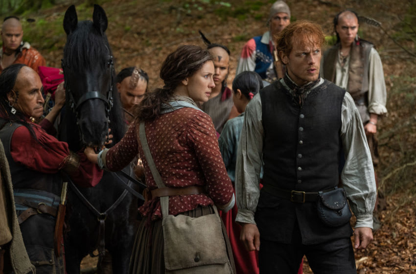 Outlander Season 4 -- Courtesy of Mark Mainz/STARZ