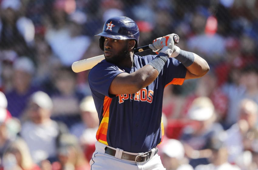 Houston Astros, Yordan Alvarez (Photo by Michael Reaves/Getty Images)