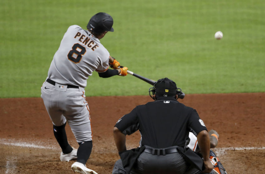 Houston Astros, Hunter Pence (Photo by Tim Warner/Getty Images)