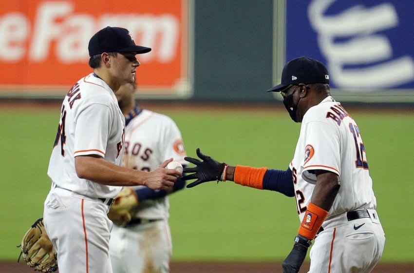 Houston Astros, Brandon Bielak (Photo by Bob Levey/Getty Images)