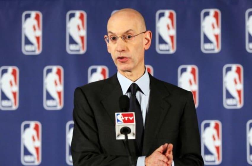 LA Clippers, NBA, Adam Silver Mandatory Credit: Andy Marlin-USA TODAY Sports