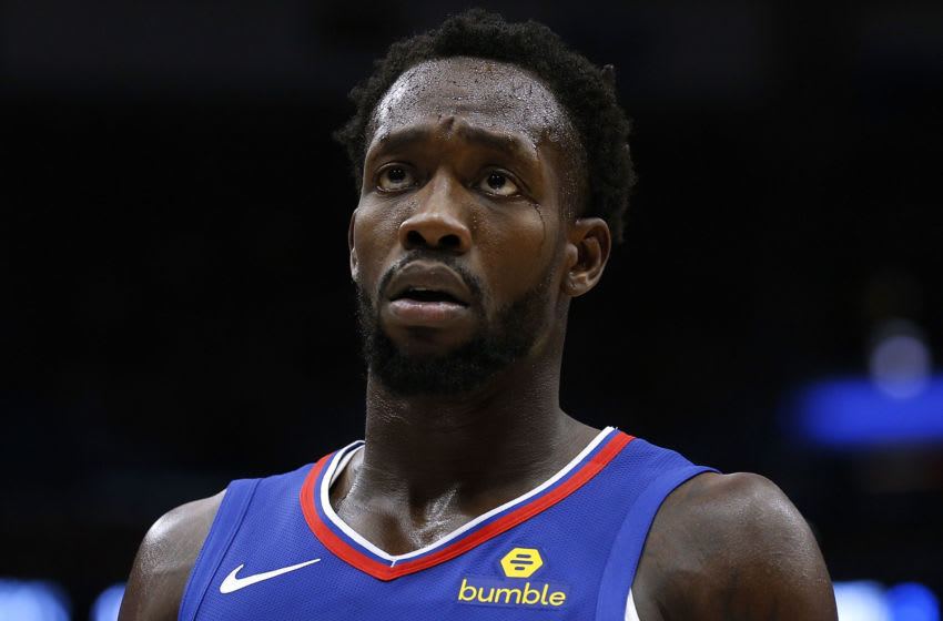 LA Clippers: a play Patrick basketball dive Beverley