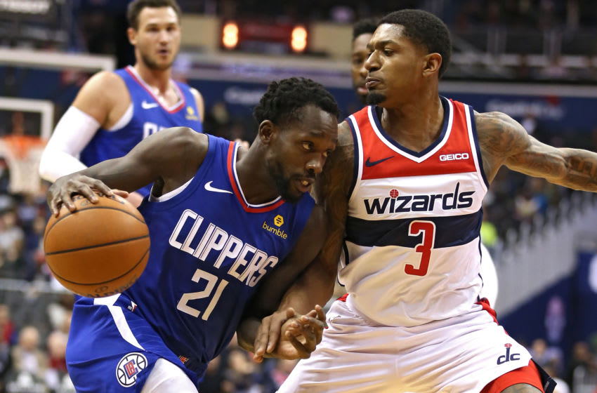 LA Clippers Washington Wizards (Photo by Will Newton/Getty Images)