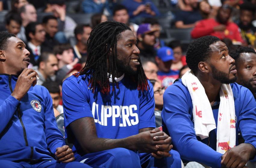 LA Clippers Montrezl Harrell (Photo by Adam Pantozzi/NBAE via Getty Images)