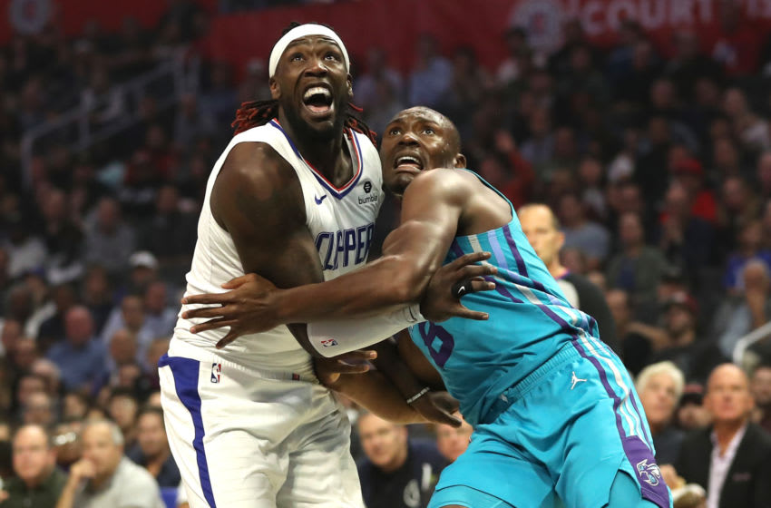 LA Clippers Charlotte Hornets (Photo by Sean M. Haffey/Getty Images)