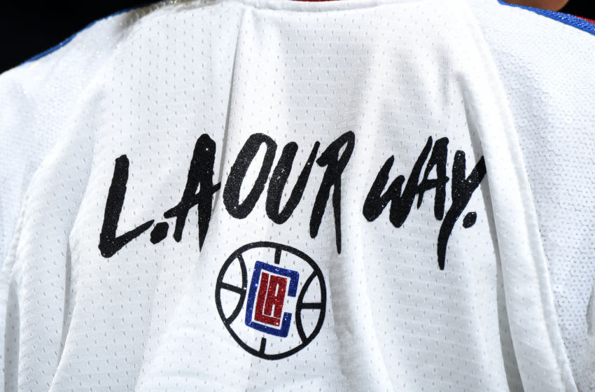 LA Clippers (Photo by Andrew D. Bernstein/NBAE via Getty Images)