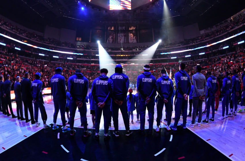 LA Clippers (Photo by Adam Pantozzi/NBAE via Getty Images)