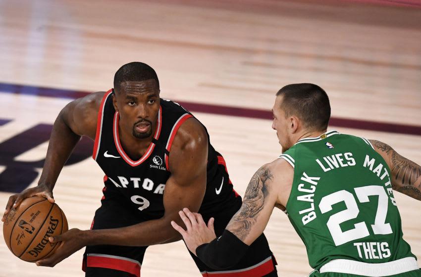 Toronto Raptors, Serge Ibaka (Photo by Douglas P. DeFelice/Getty Images)