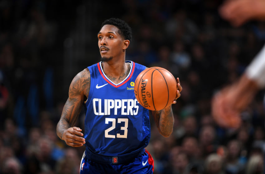 Lou Williams LA Clippers (Photo by Garrett Ellwood/NBAE via Getty Images)