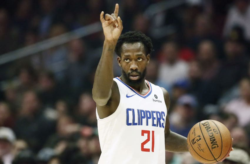 Patrick Beverley LA Clippers (Photo by Chris Elise/NBAE via Getty Images)