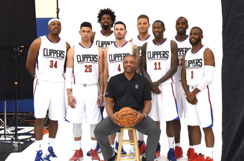 LA Clippers (Photo by Jayne Kamin-Oncea/Getty Images)