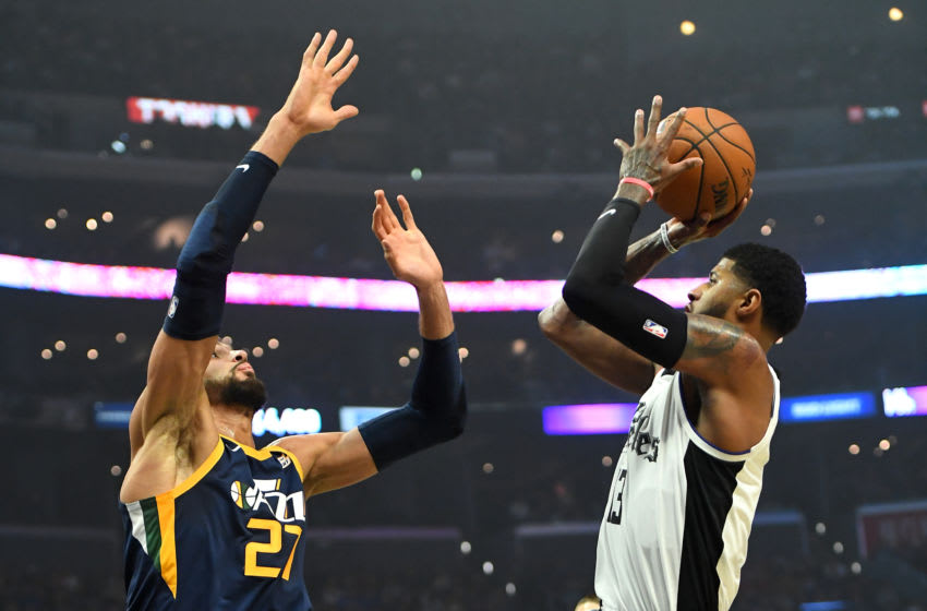 LA Clippers Utah Jazz(Photo by Jayne Kamin-Oncea/Getty Images)