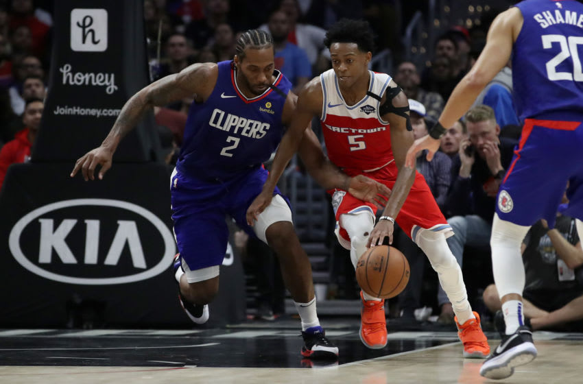 LA Clippers Sacramento Kings (Photo by Katelyn Mulcahy/Getty Images)