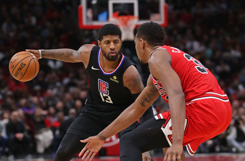 LA Clippers Chicago Bulls (Photo by Jonathan Daniel/Getty Images)