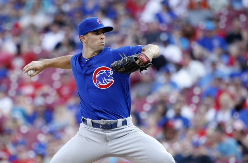 Dillon Maples / Chicago Cubs (Photo by Joe Robbins/Getty Images)