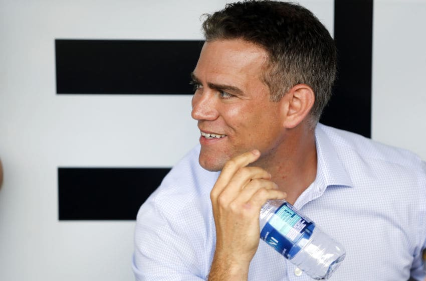 Theo Epstein / Chicago Cubs (Photo by Nuccio DiNuzzo/Getty Images)