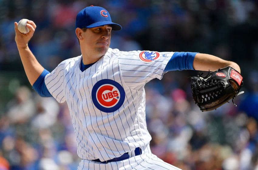 Kyle Hendricks / Chicago Cubs (Photo by Quinn Harris/Getty Images)