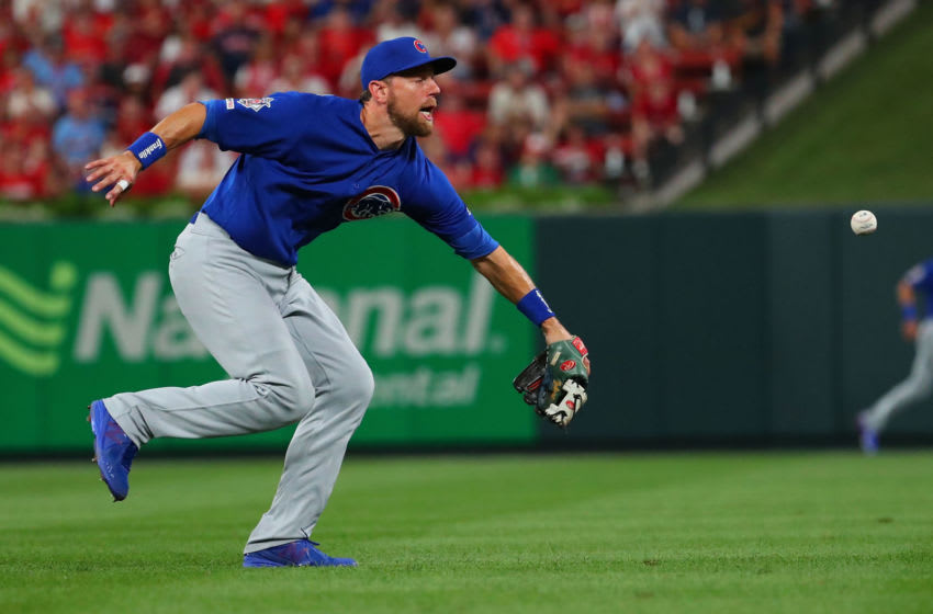 Ben Zobrist - Chicago Cubs (Photo by Dilip Vishwanat/Getty Images)