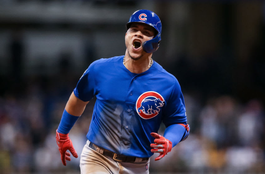 Willson Contreras / Chicago Cubs (Photo by Dylan Buell/Getty Images)